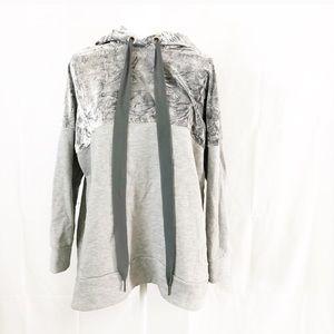 Velvet Zara hoodie